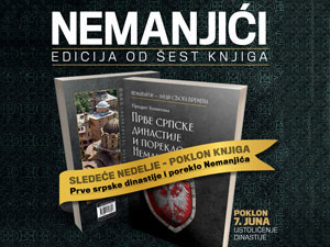 the nemanjic dynasty - men of their time liber novus newspapers promotions provider