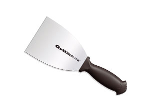 Quttin Black Kitchen Knives