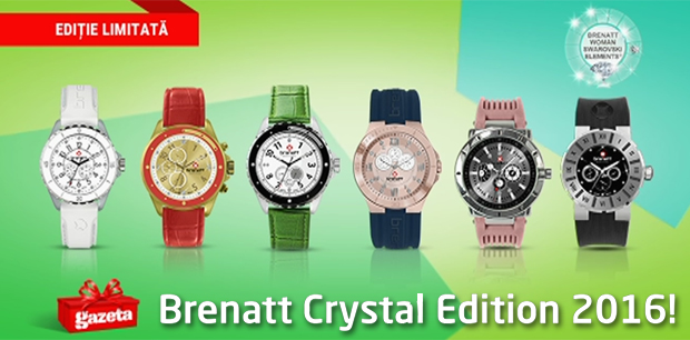 Brenatt watches for stylish ladies and gentlemen