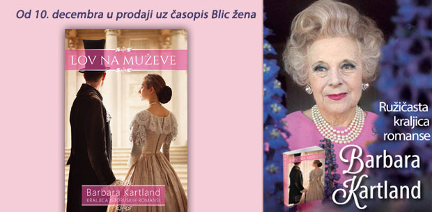 Barbara Cartland - The Queen of historical romances