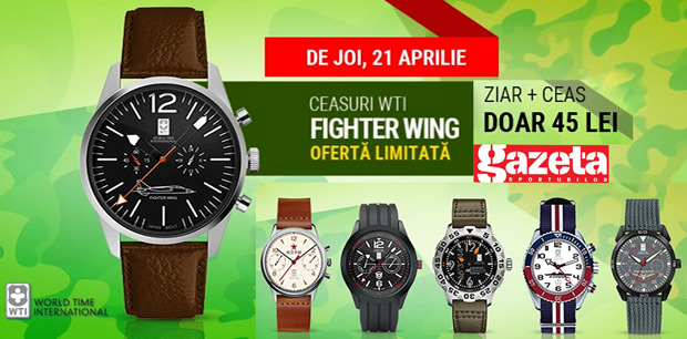 WTI military watches - Exclusive collection of men's watches